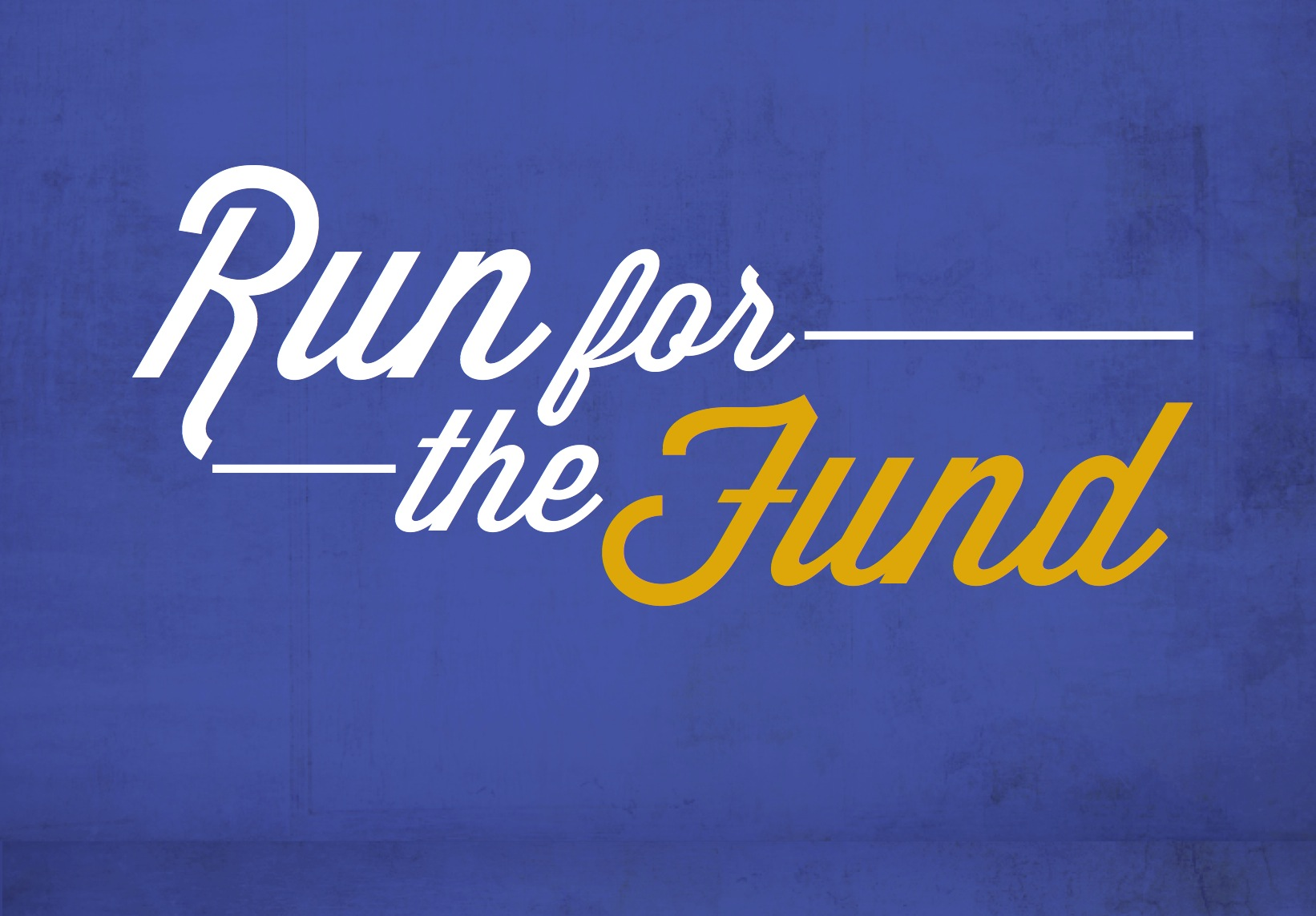 Poster for annual Taylor Fund 5K race