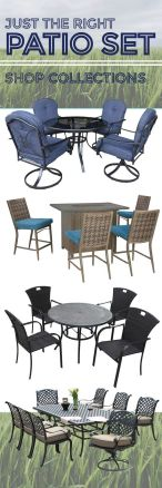 patio - dining