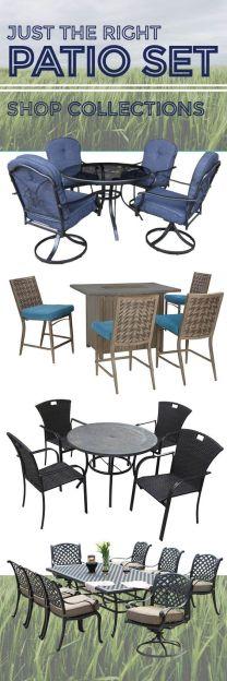 patio - dining