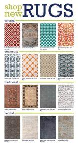 rugs - spring